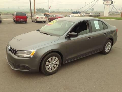2012 Volkswagen Jetta for sale at Super Sport Motors LLC in Carson City NV