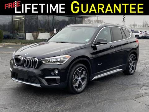 2016 BMW X1 for sale at Vicksburg Chrysler Dodge Jeep Ram in Vicksburg MI