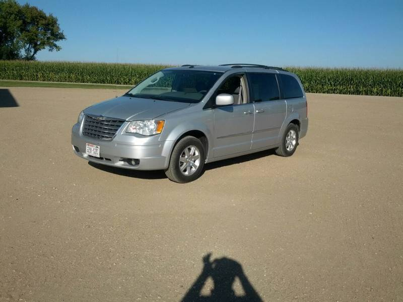 2009 Chrysler Town and Country for sale at RDJ Auto Sales in Kerkhoven MN