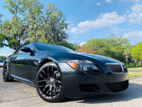 2007 BMW M6 for sale at FLORIDA MIDO MOTORS INC in Tampa FL