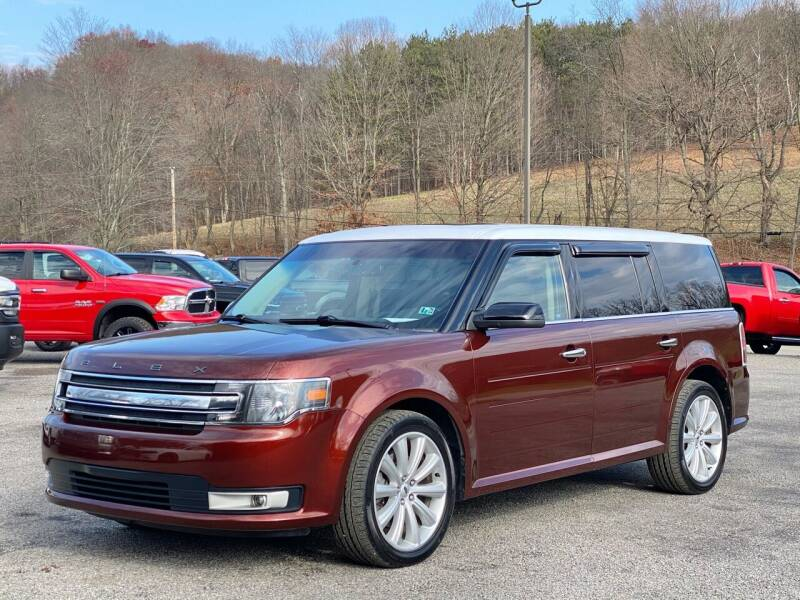 2015 Ford Flex for sale at Griffith Auto Sales in Home PA