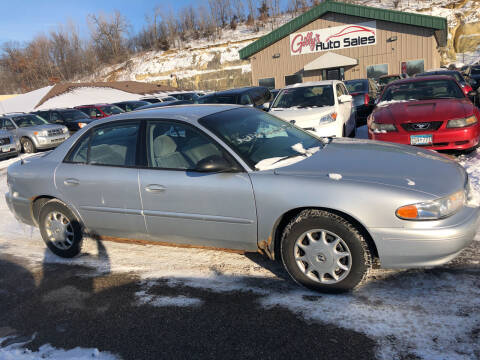 2003 Buick Century for sale at Gilly's Auto Sales in Rochester MN