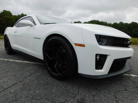 2015 Chevrolet Camaro for sale at Used Cars For Sale in Kernersville NC