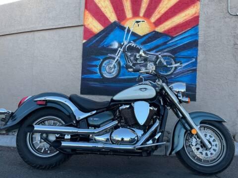 2009 Suzuki Boulevard  for sale at Chandler Powersports in Chandler AZ