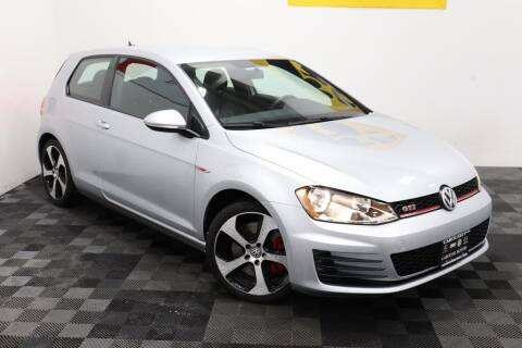 2015 Volkswagen Golf GTI for sale at Carousel Auto Group in Iowa City IA
