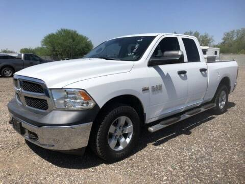 2018 RAM Ram Pickup 1500 for sale at Autos by Jeff in Peoria AZ