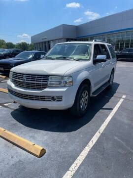 2008 Lincoln Navigator for sale at COYLE GM - COYLE NISSAN - New Inventory in Clarksville IN