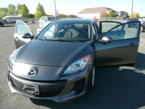 2012 Mazda MAZDA3 for sale at Prospect Auto Sales in Osseo MN