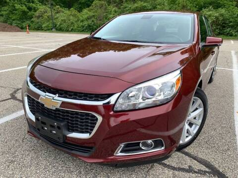 2015 Chevrolet Malibu for sale at Lifetime Automotive LLC in Middletown OH