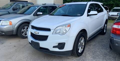 2010 Chevrolet Equinox for sale at Official Auto Sales in Plaistow NH