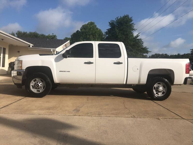 2012 Chevrolet Silverado 2500HD for sale at H3 Auto Group in Huntsville TX