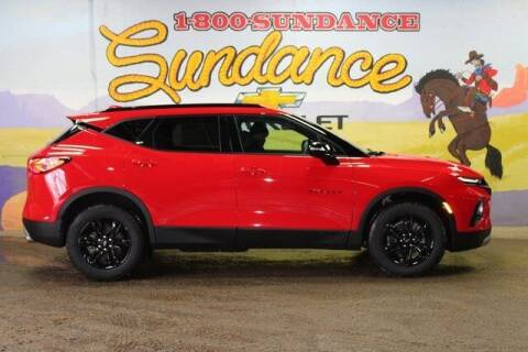 2021 Chevrolet Blazer for sale at Sundance Chevrolet in Grand Ledge MI