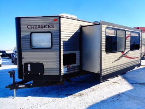 2017 Forest River Cherokee 274VFK for sale at Goldammer Auto in Tea SD