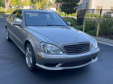 2005 Mercedes-Benz S-Class for sale at Top Motors in San Jose CA