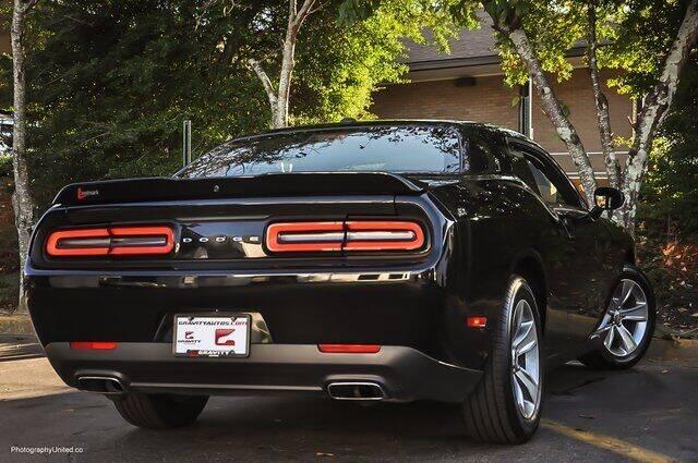 2019 Dodge Challenger SXT 2dr Coupe - Atlanta GA