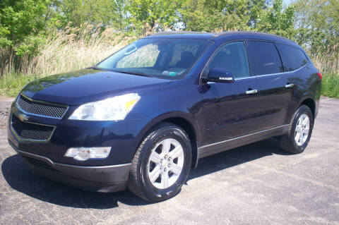 2011 Chevrolet Traverse for sale at Action Auto Wholesale - 30521 Euclid Ave. in Willowick OH
