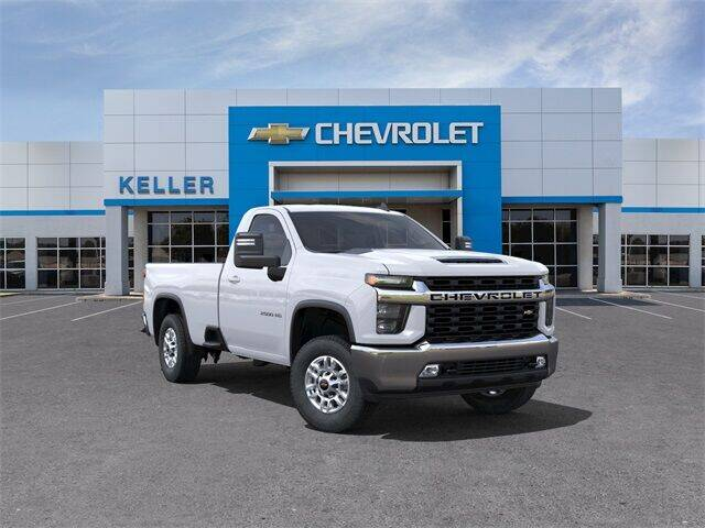 2022 Chevrolet Silverado 2500HD for sale in Hanford, CA
