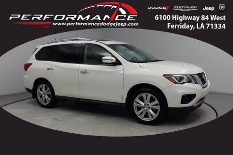2018 Nissan Pathfinder for sale at Auto Group South - Performance Dodge Chrysler Jeep in Ferriday LA