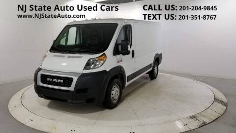 2020 RAM ProMaster Cargo for sale at NJ State Auto Auction in Jersey City NJ
