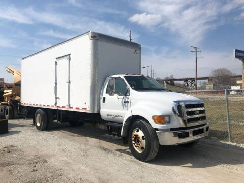 2009 Ford F-650 Super Duty for sale at HATCHER MOBILE SERVICES & SALES in Omaha NE