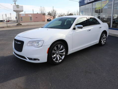 2019 Chrysler 300 for sale at Williams Auto Sales, LLC in Cookeville TN