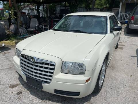 2009 Chrysler 300 for sale at Approved Auto Sales in San Antonio TX