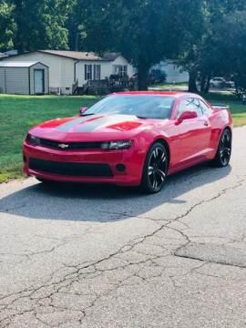 2014 Chevrolet Camaro for sale at Speed Auto Mall in Greensboro NC