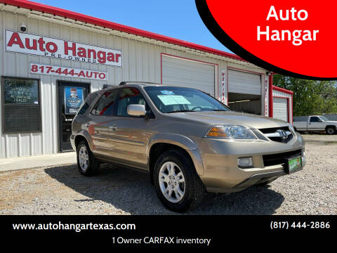 2006 Acura MDX for sale at Auto Hangar in Azle TX
