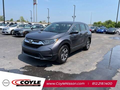 2019 Honda CR-V for sale at COYLE GM - COYLE NISSAN - New Inventory in Clarksville IN