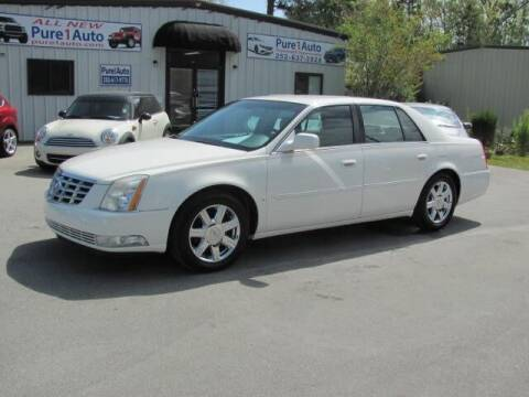 2007 Cadillac DTS for sale at Pure 1 Auto in New Bern NC