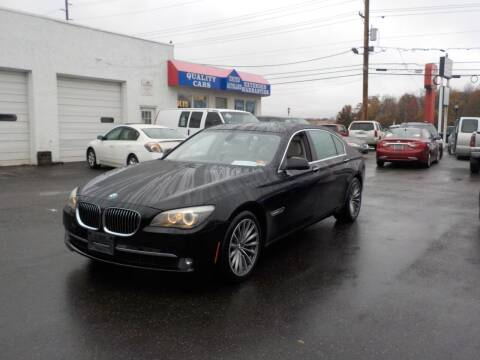 2011 BMW 7 Series for sale at United Auto Land in Woodbury NJ