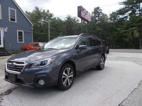 2018 Subaru Outback for sale at Manchester Motorsports in Goffstown NH