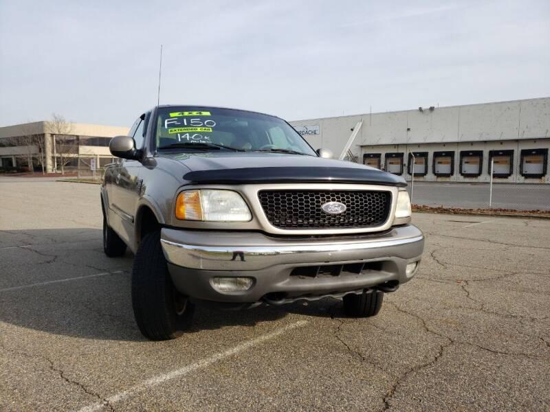 2002 Ford F-150 for sale at Premium Motors in Rahway NJ