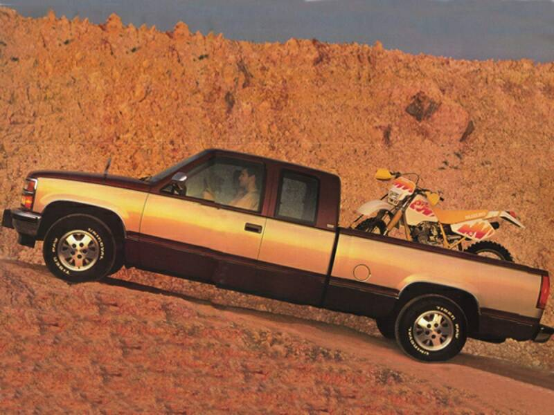 1993 Chevrolet C/K 1500 Series for sale at St. Croix Classics in Lakeland MN