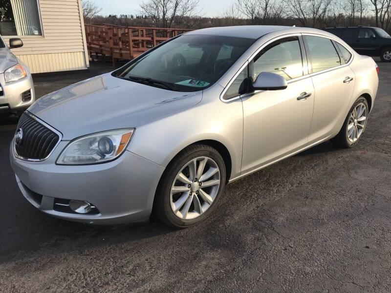 2012 Buick Verano for sale at Rinaldi Auto Sales Inc in Taylor PA