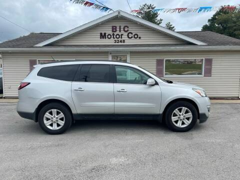 2013 Chevrolet Traverse for sale at Bic Motors in Jackson MO