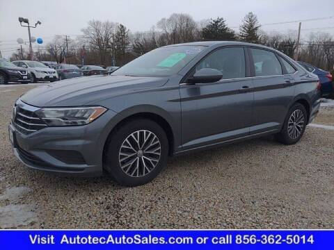 2019 Volkswagen Jetta for sale at Autotec Auto Sales in Vineland NJ