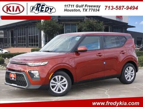 2021 Kia Soul for sale at FREDY KIA USED CARS in Houston TX