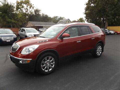 2012 Buick Enclave for sale at Goodman Auto Sales in Lima OH