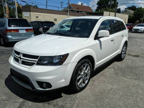2014 Dodge Journey for sale at Richland Motors in Cleveland OH