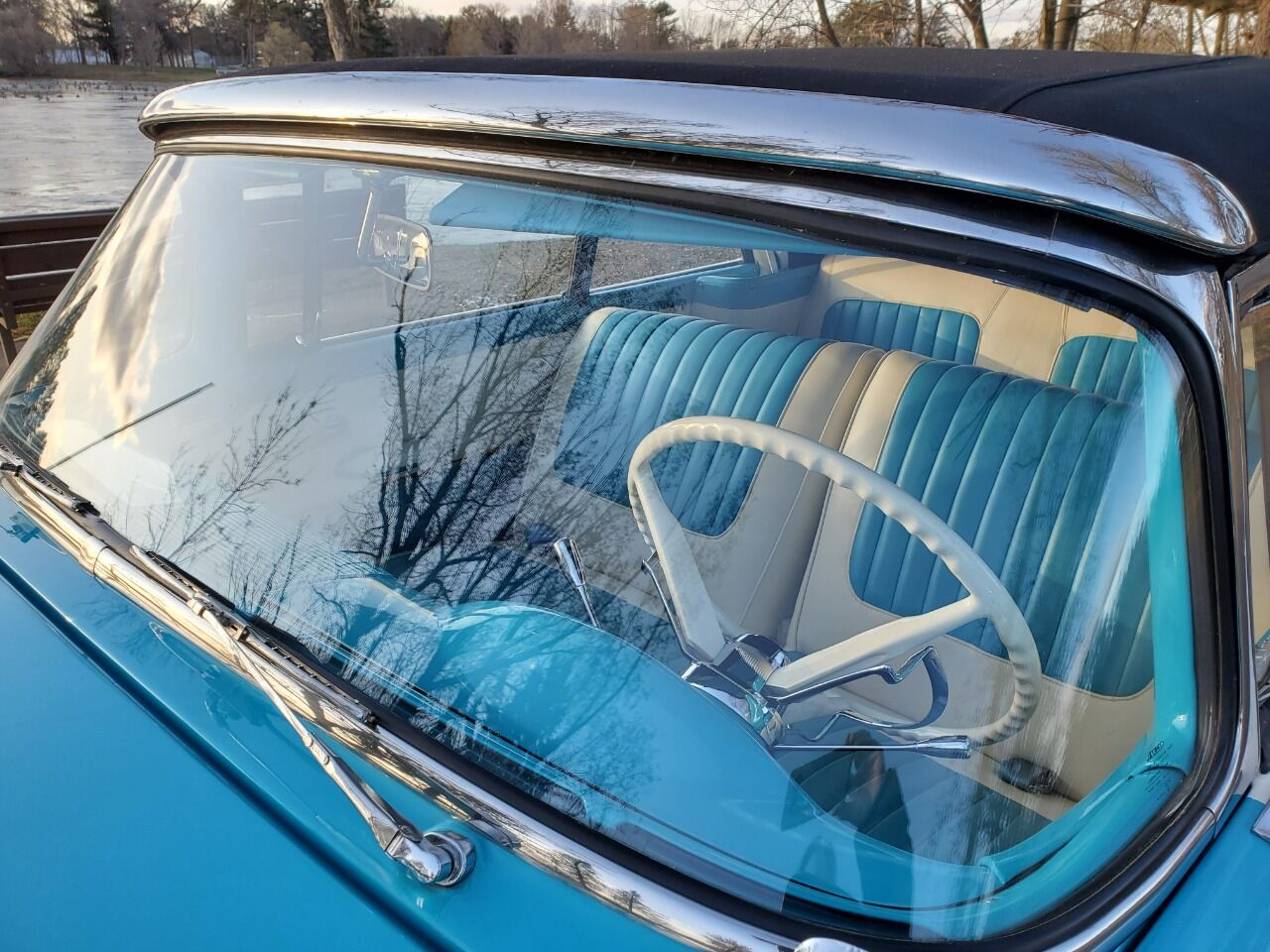 1956 Mercury Custom 91