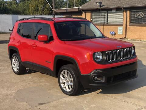 2016 Jeep Renegade for sale at Safeen Motors in Garland TX