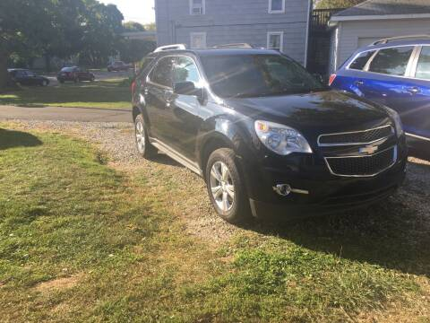 2014 Chevrolet Equinox for sale at Carlisle Cars in Chillicothe OH