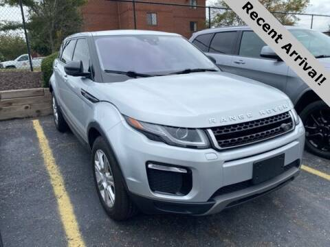 2017 Land Rover Range Rover Evoque for sale at Vorderman Imports in Fort Wayne IN