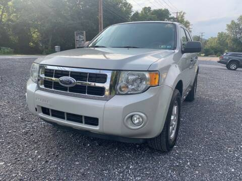 2008 Ford Escape for sale at Old Trail Auto Sales in Etters PA