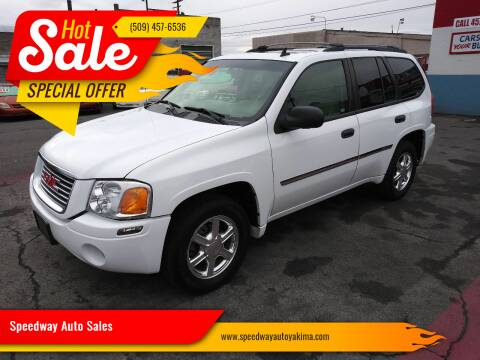 2008 GMC Envoy for sale at Speedway Auto Sales in Yakima WA