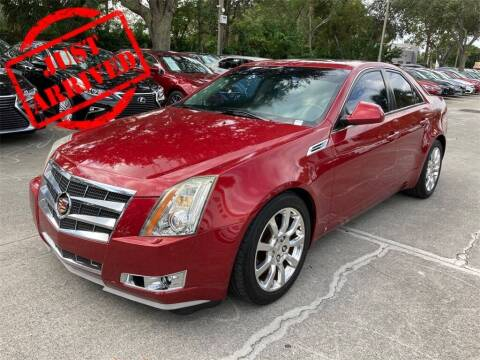 2008 Cadillac CTS for sale at Florida Fine Cars - West Palm Beach in West Palm Beach FL