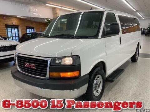 2015 GMC Savana Passenger for sale at Dixie Motors in Fairfield OH