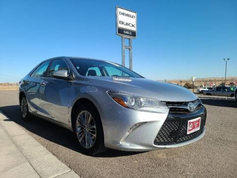 2015 Toyota Camry for sale at Tommy's Car Lot in Chadron NE