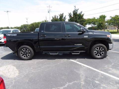 2018 Toyota Tundra for sale at DICK BROOKS PRE-OWNED in Lyman SC